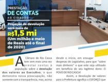 Devolução chega a R$1.185.000,00 em Maio