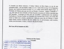 Indicação nº 056/2021 encaminhada ao Executivo