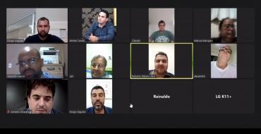 Reunião Plenária por vídeo conferência